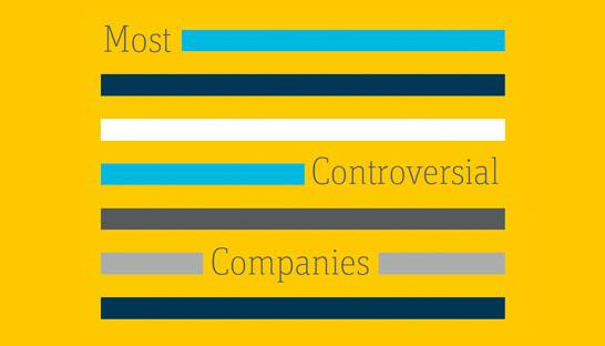 Causing an ESG stir: the world's 10 most controversial companies