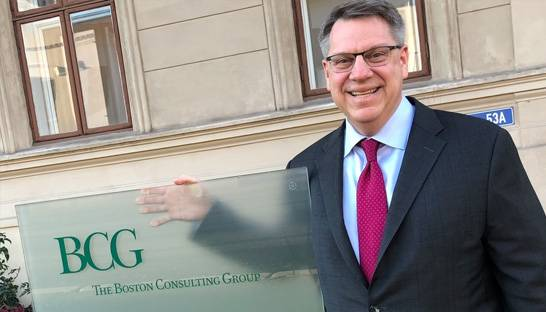 Geopolitics biggest business risk of 2019, says BCG CEO Rich Lesser