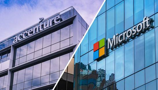 Accenture and Microsoft launch Accenture Microsoft Business Group
