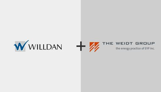 Willdan Group to acquire energy practice division of EYP