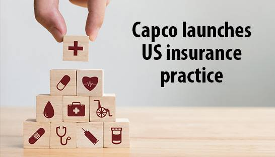 Capco launches US insurance practice