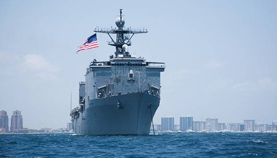 Burns & McDonnell wins $20 million fire protection services contract from US Navy