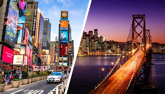 New York and San Francisco dominate Global Cities report