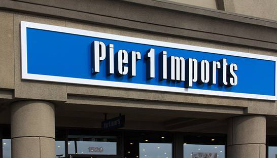 Struggling retailer Pier 1 Imports names AlixPartners advisor as interim CFO