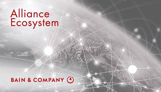 OPEXEngine joins Bain & Company's Alliance Ecosystem