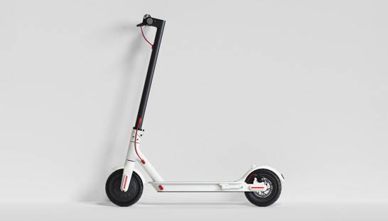 Shared e-scooter market in for a potentially lucrative ride