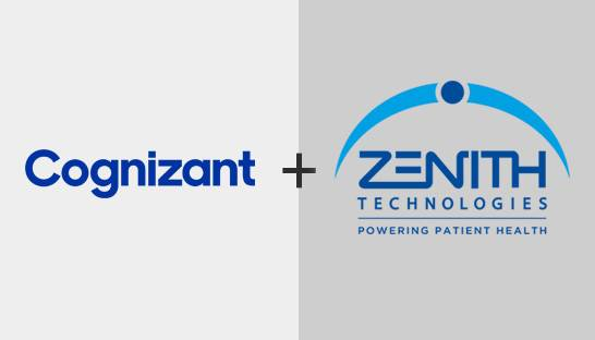 Cognizant to acquire life sciences consultancy Zenith Technologies