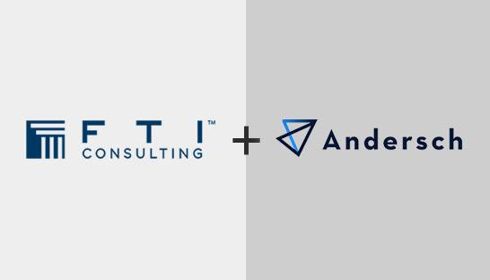 FTI Consulting expands in Europe with Andersch acquisition