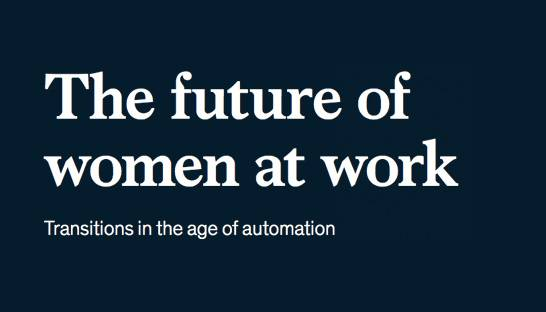 Automation holds opportunities and risks for women workers