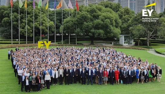 EY appoints 733 new partners worldwide