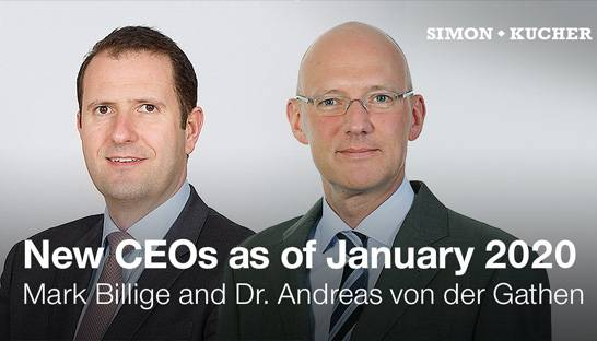 Simon-Kucher elects new co-chief executive officers