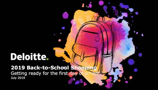 Deloitte: Back-to-school electronic gadget spending to see 29% increase