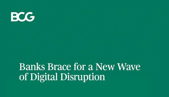 To stay relevant, banks must digitize: BCG
