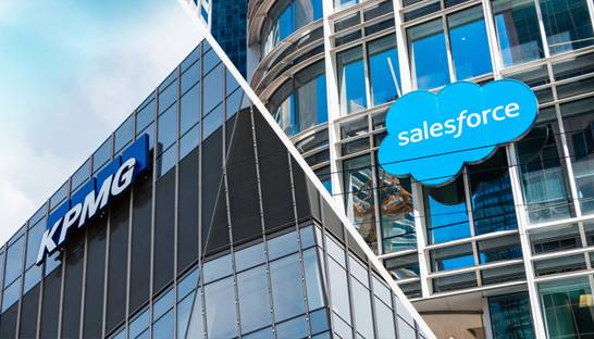 KPMG partners with Salesforce on Connected Enterprise offering