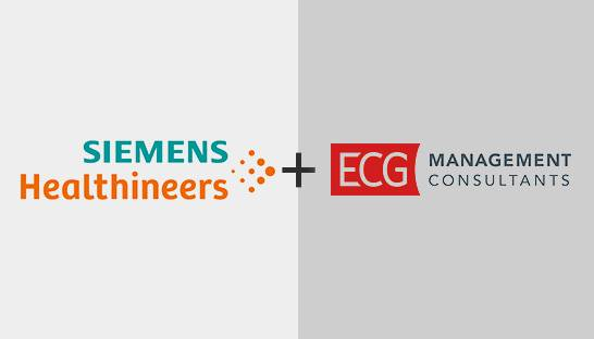 Siemens Healthineers to acquire majority stake in ECG Management Consultants