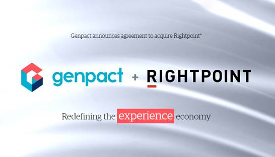 Genpact acquires digital consultancy Rightpoint