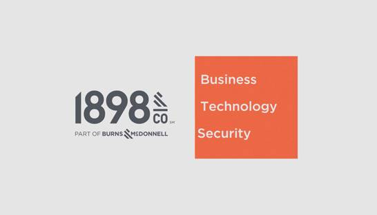 Burns & McDonnell launches transformation consulting arm 1898 & Co.