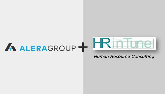 Alera Group acquires human resources consultancy HR inTune