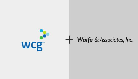 WCG acquires biopharmaceutical consultancy Waife & Associates