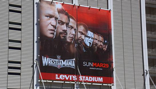 WrestleMania generates $165 million for New York/New Jersey region