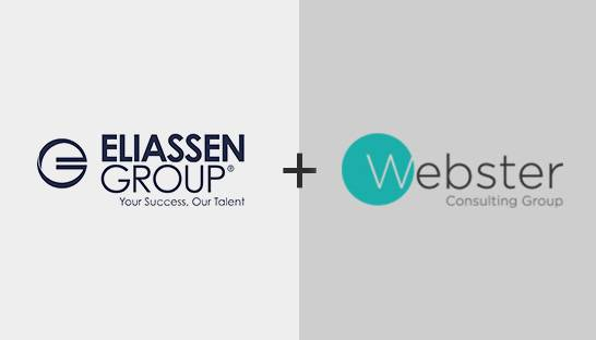 Eliassen Group acquires IT-focused Webster Consulting Group