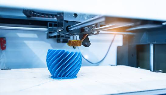 US most advanced country in 3D printing, research shows