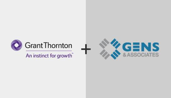Grant Thornton partners with Gens & Associates on life sciences compliance