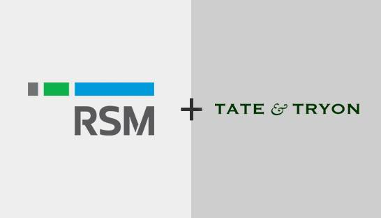 RSM US acquires nonprofit sector consultancy Tate & Tryon