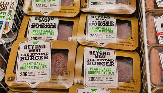 Plant-based meat to rise in popularity as big food firms edge into market