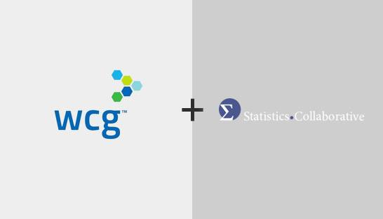 WCG acquires biostatistical consultancy Statistics Collaborative