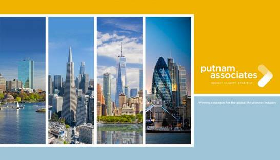 Pharma consultancy Putnam Associates expands into New York and London