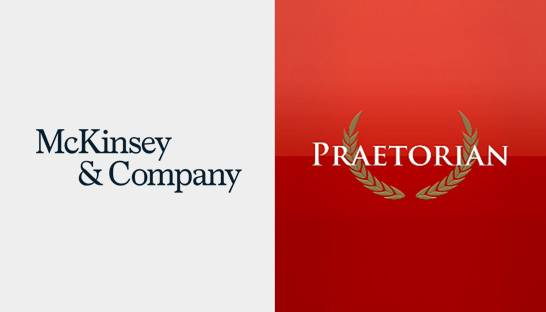 McKinsey invests in cybersecurity company Praetorian