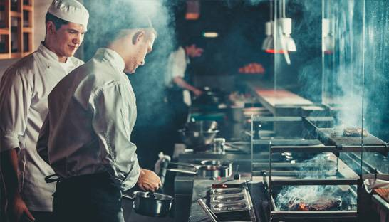 Restaurant industry optimism tumbles as food and labor costs rise
