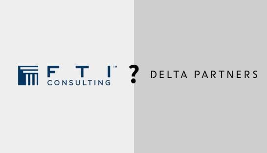 FTI Consulting closing in on TMT consultancy Delta Partners