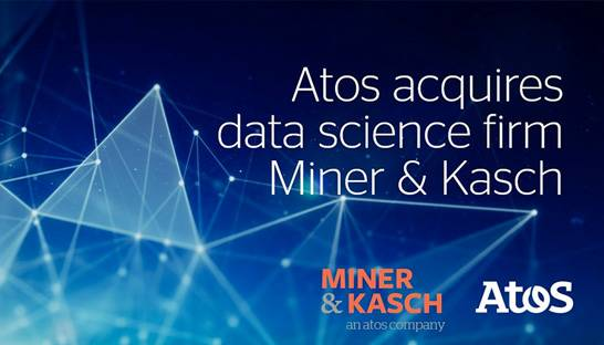 Atos acquires data consultancy Miner & Kasch