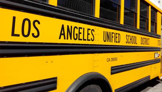 Bain & Company supports Los Angeles Unified School District on recovery plan