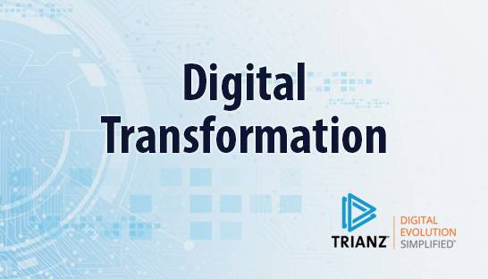 How digital transformation leaders are standing out