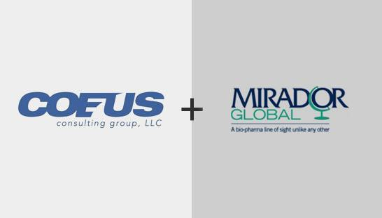 Coeus Consulting merges with pharma consultancy Mirador Global