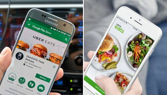Uber buys food delivery service Postmates for $2.65 billion
