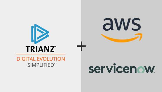 Trianz expands partnerships with AWS and ServiceNow
