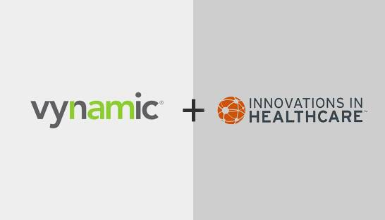 Innovations in Healthcare admits Vynamic into its network