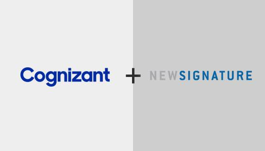 Cognizant buys 500-strong Microsoft partner New Signature