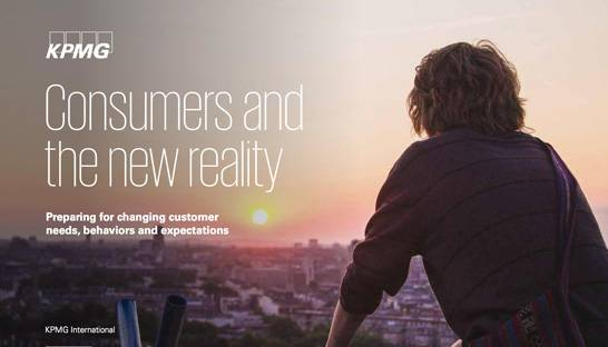 A new global consumer is emerging, finds KPMG research