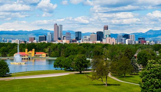Slalom and Harvard help Denver with Covid-19 forecasting