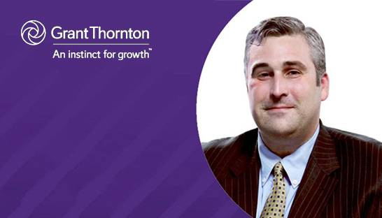 Kirk Waldrop joins operations practice of Grant Thornton