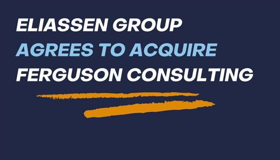 Eliassen acquires Ferguson Consulting, expands in St. Louis