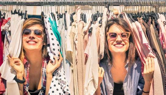Secondhand fashion market now worth over $30 billion globally