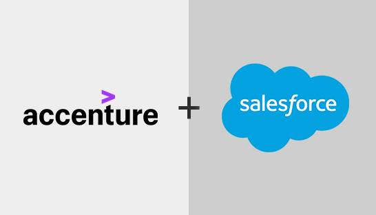 Accenture partners with Salesforce on sustainability