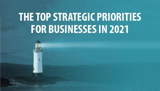 North Highland: The top strategic priorities for businesses in 2021