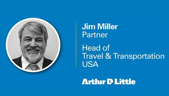 Arthur D. Little adds Jim Miller to lead travel & transportation in US